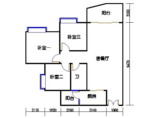 C2栋05-17.23-25单数层04单元