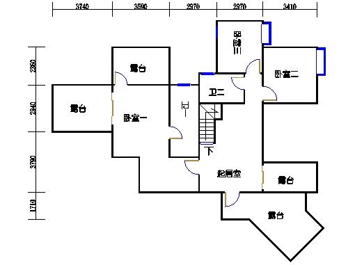 C2栋28层03单元二层