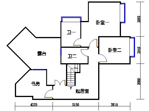 C2栋28层04单元二层