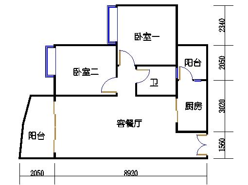C1栋02-20层02单元