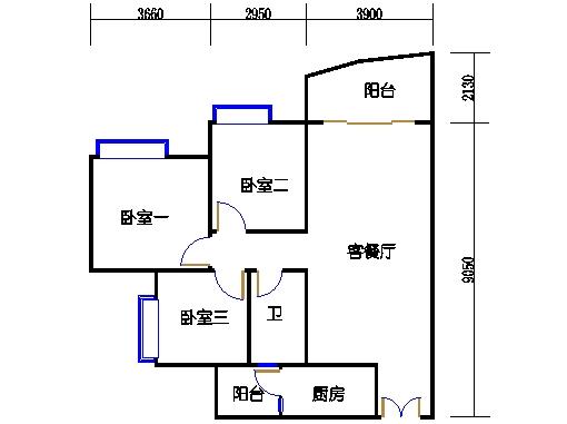 C1栋02-20层04单元