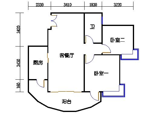 03-21层06单元