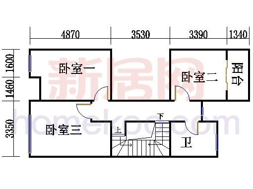 T1-C单元B二层