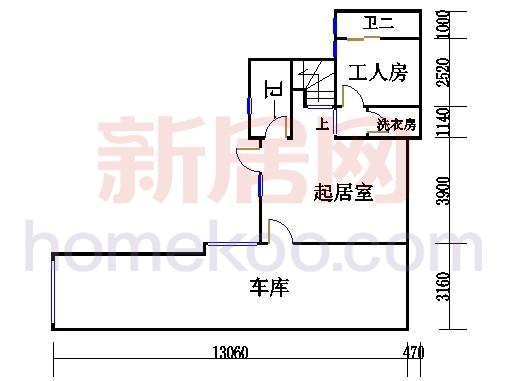 T2-B单元A多功能平面层