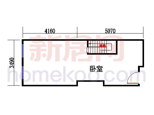 A单元A1二层