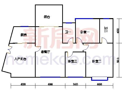 E1-3单元