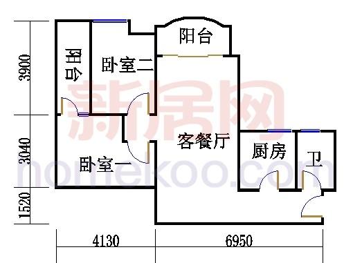5栋6-18.28-31层04单元