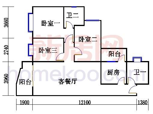 6栋5层502单元