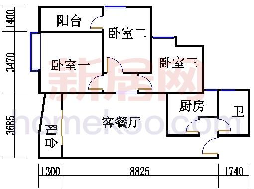 7栋5层506单元