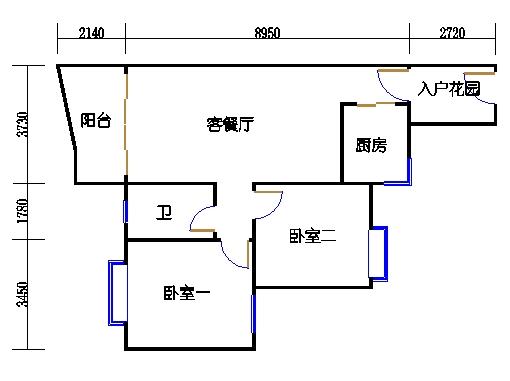 C2栋2-9层05单元