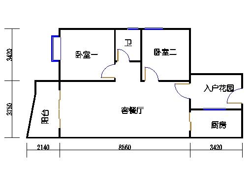 C2栋2-9层06单元