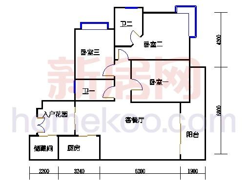 D3-8层03单元