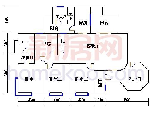 E9-28层03单元