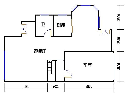 SL-1B单元一层
