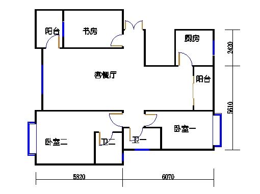 45栋2单元4-5-8-9层02室