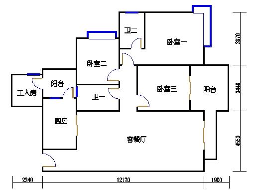 汇美锦轩御峰锦轩一单元02