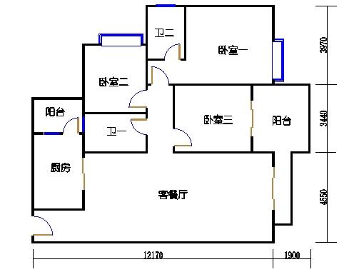 汇美锦轩三单元01