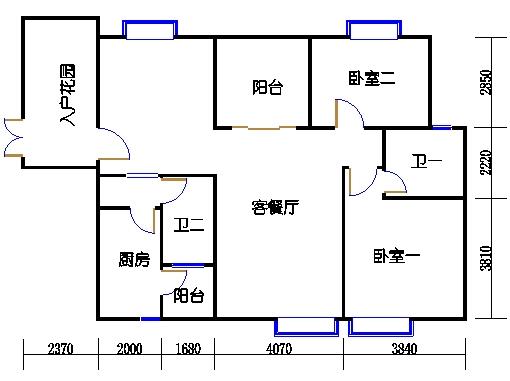 汇美锦轩二单元01