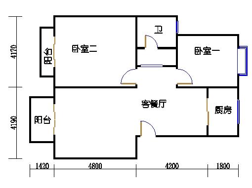 K单元12-16.20-24.26号楼