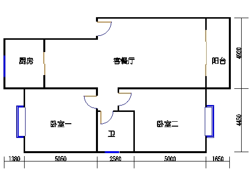 2A单元5号楼