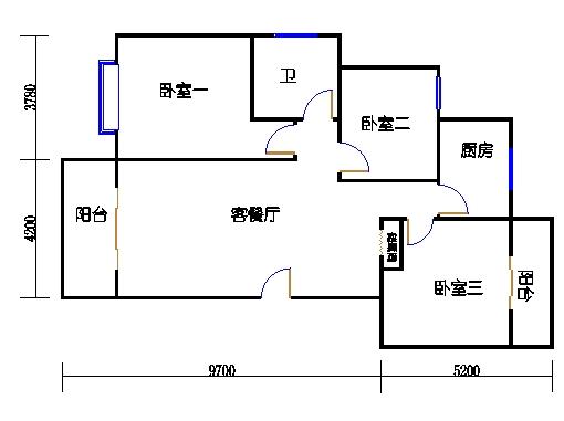 3D单元8号楼