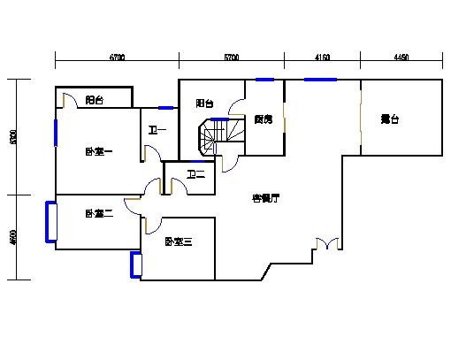 QC-2a单元入户层