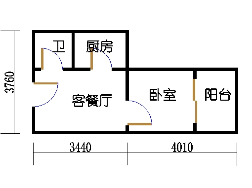 裕景2座4-23、25-29层K单元