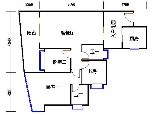 A型8栋01-02单元