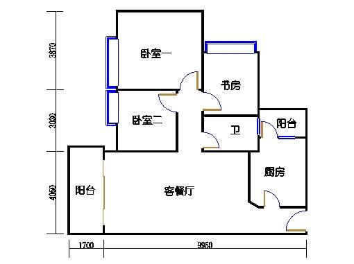 C栋1.2梯04.05单元