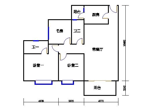 D栋1.2.3梯03单元