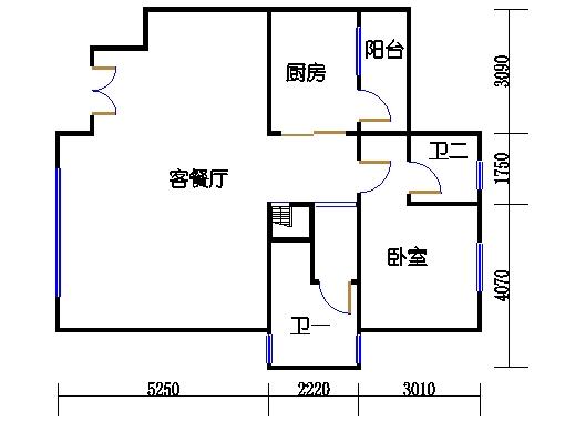 D1304-02单元一层