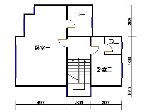 D1306-02单元二层