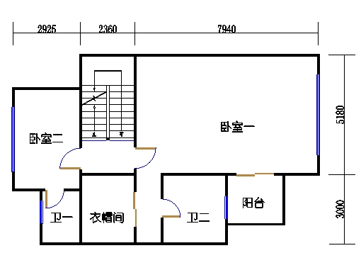 A01单元二层