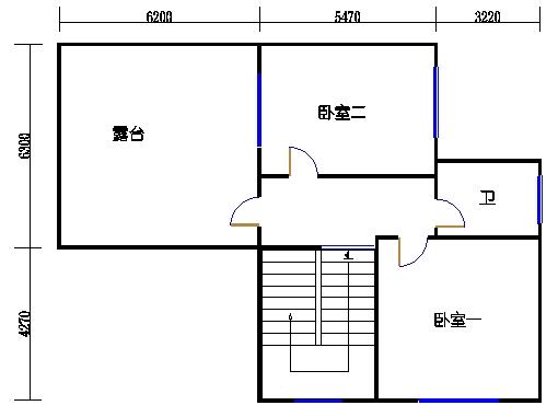 凤雅苑B201单元三层