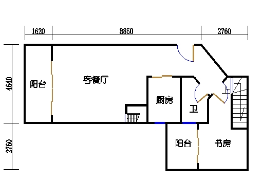 A1-04单元一层