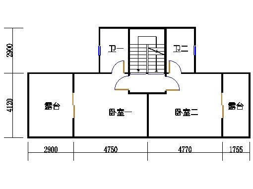 遨景峰(D-c3d)二层02单元