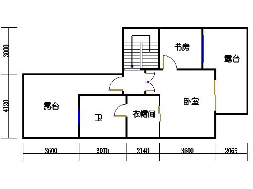遨景峰(D-c3d)三层02单元