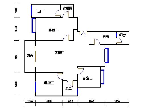2号公寓L单元