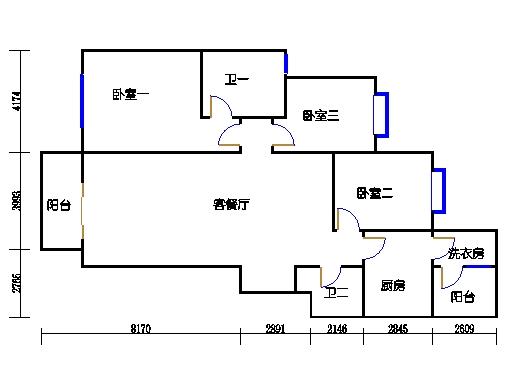4号楼C.D单元