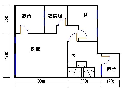 K单元三层