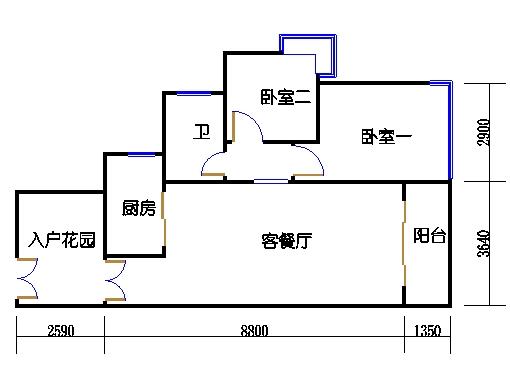 D4标准层02单元