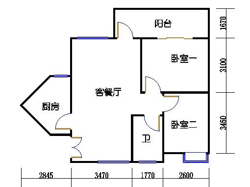 D4标准层03单元
