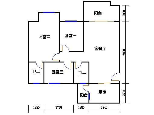 NG6A栋四层02单元