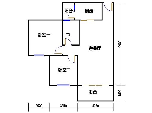 NG6A栋四层03单元