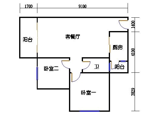 NG6A栋五层04单元