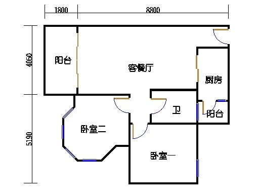 NG6B栋五层04单元