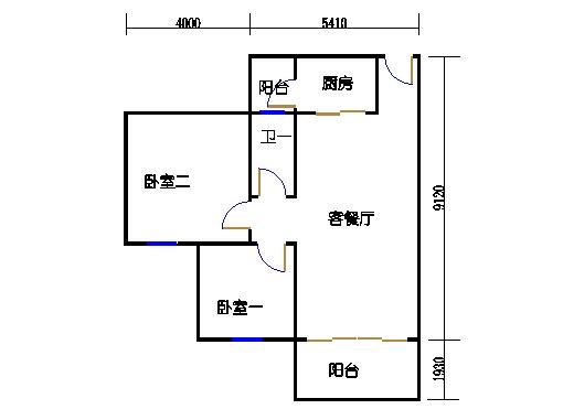NG6A栋一层03单元