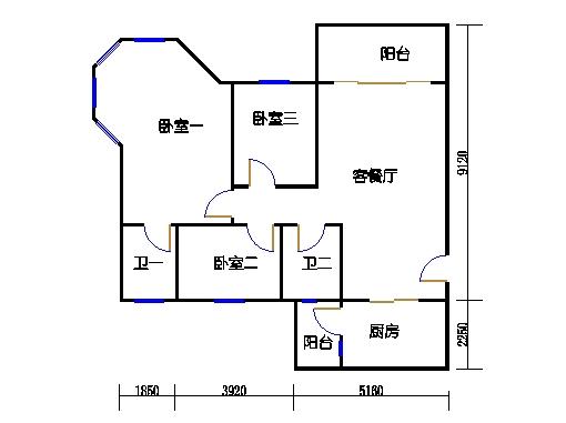 NG6B栋二层02单元