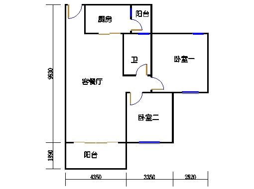 NG6A栋三层04单元