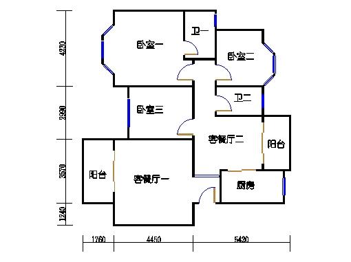NG9-1首层02单元